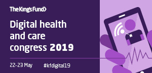 advert KF Digital Health Conf 2019
